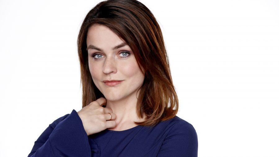 Sofie van den Enk dagvoorzitter presenator columnist